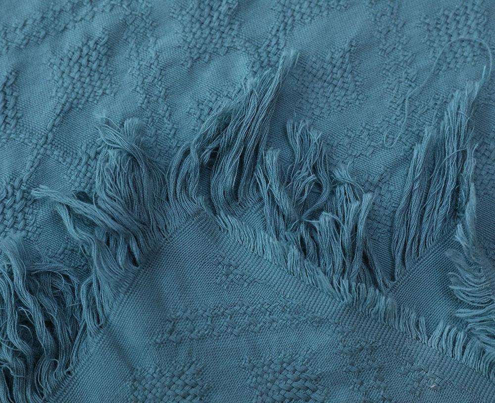 Interacción de las variedades de impresión, jacquard y teñido de tejidos de prendas de vestir